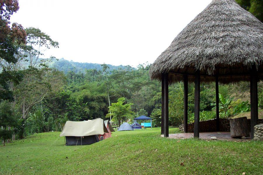 Zona de Camping - Bucaramanga, Santander