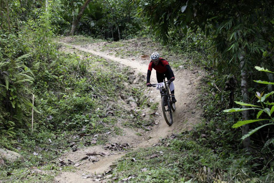 Ruta de Ciclomontañismo, Bucaramanga Santander