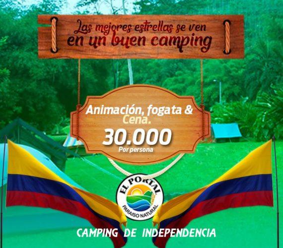 Camping de Independencia