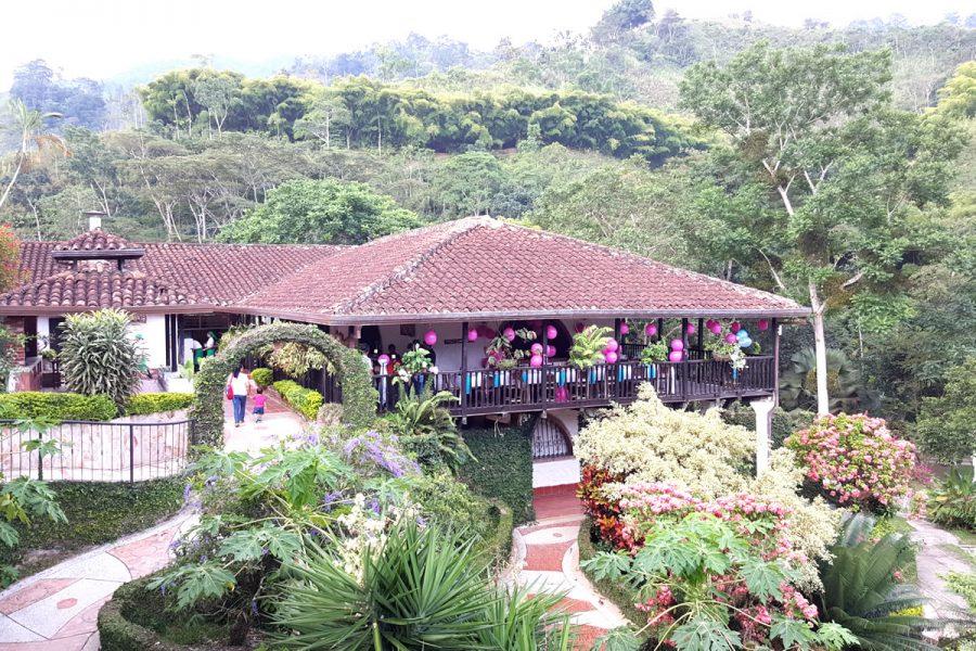 Celebracion Restaurante La Hacienda