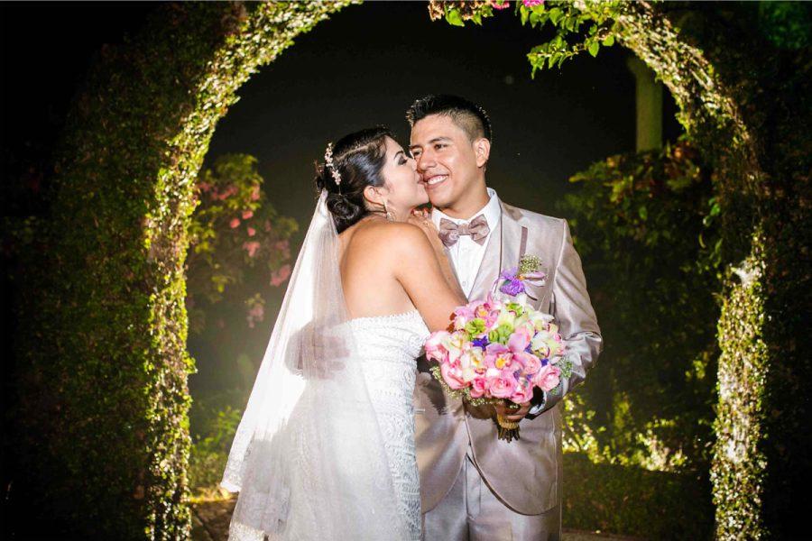 Matrimonio en El Portal, Paraíso Natural