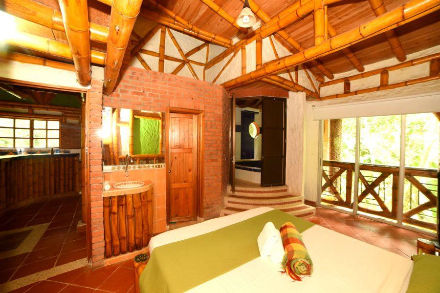 Ecovilla - Habitación Principal -