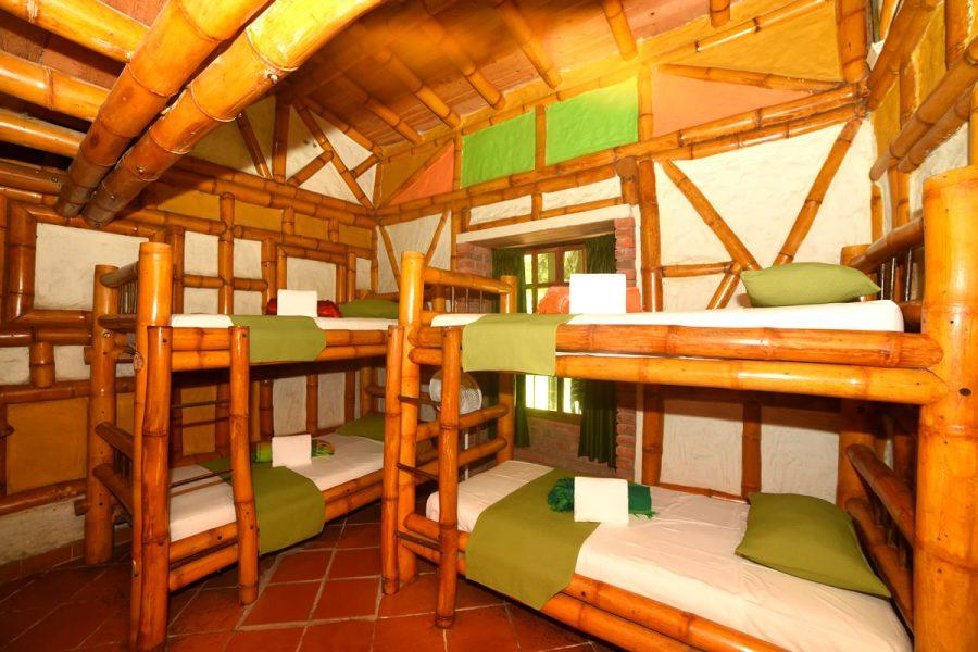 Ecovilla - Habitacion Camarotes