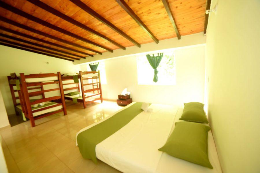 Habitación - Cabaña El Remanso