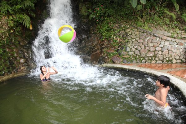 PIscinas de Agua Natural, Rionegro Santander