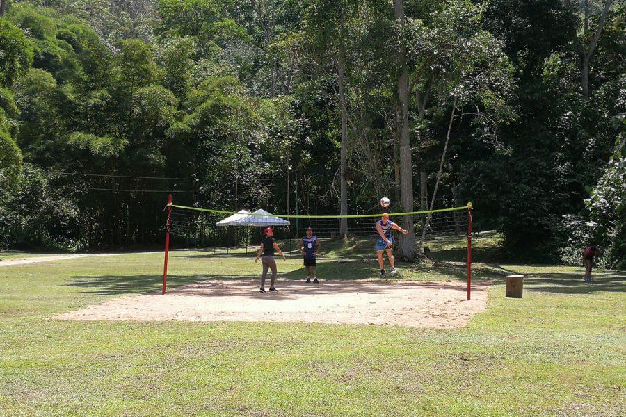 Cancha de Volleyplaya