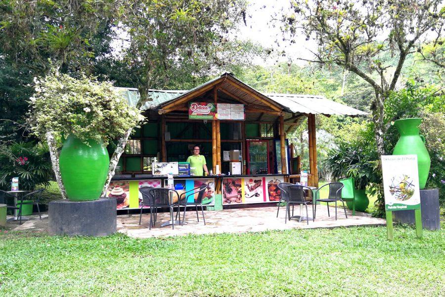 Cafetería Delicias
