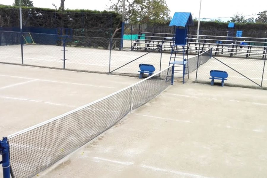 Club Campestre de Popayán - Canchas de Tenis