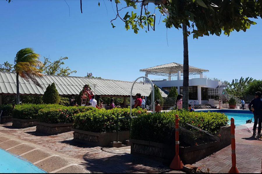 Club Campestre de Valledupar - Piscinas