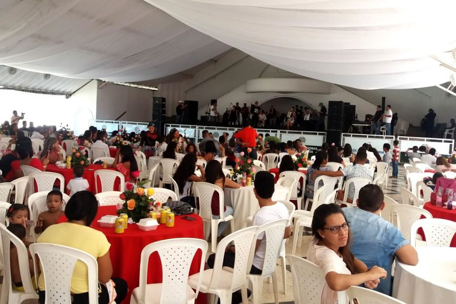 Club Campestre de Valledupar - Salón de Eventos