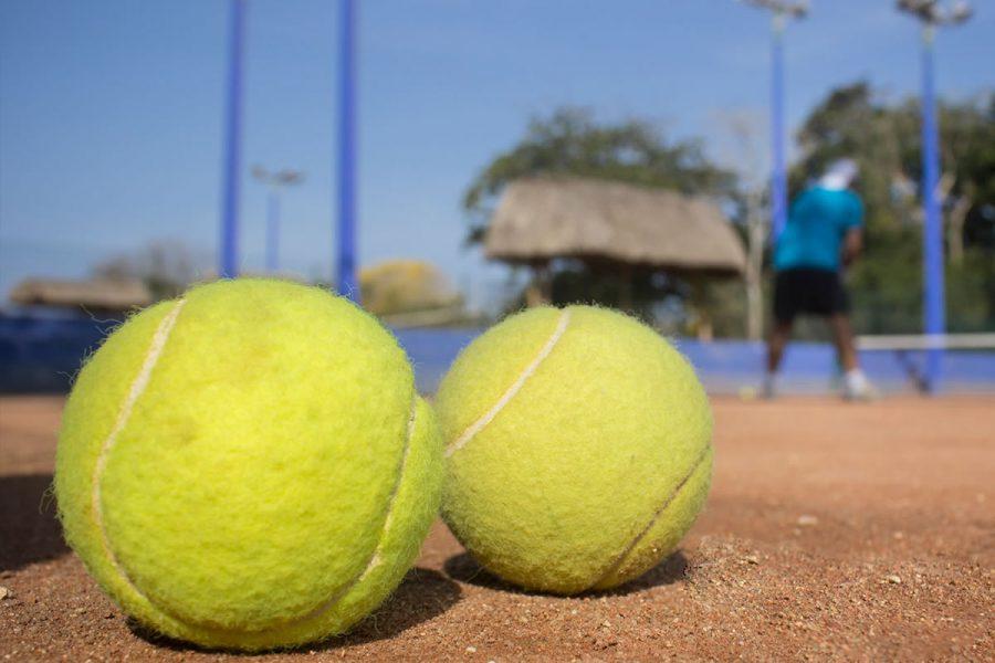 Club Campetre del Caribe - Canchas de Tenis