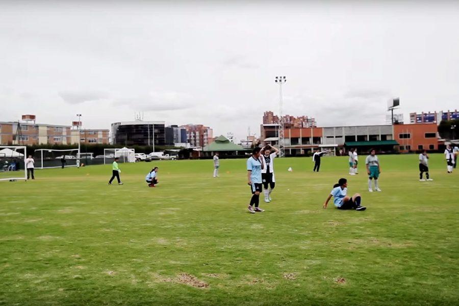 Club Ecopetrol Bogotá - Cancha de Fputbol