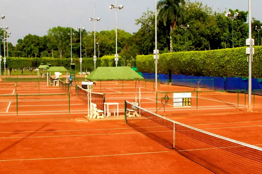 Club de Tenis de Cali - Canchas de Tenis