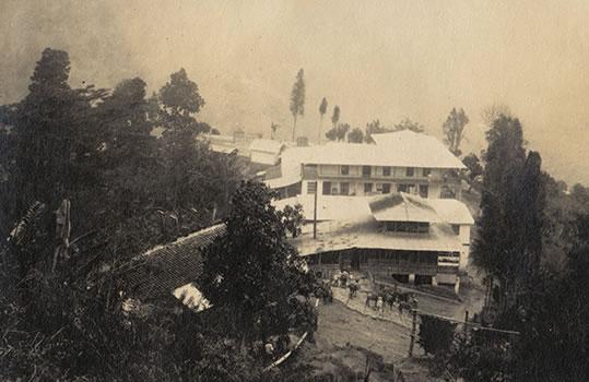 Hacienda Berlin - Rionegro Santander
