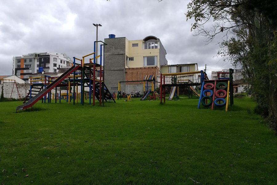 Parque infantil - Club Colombia de Pasto