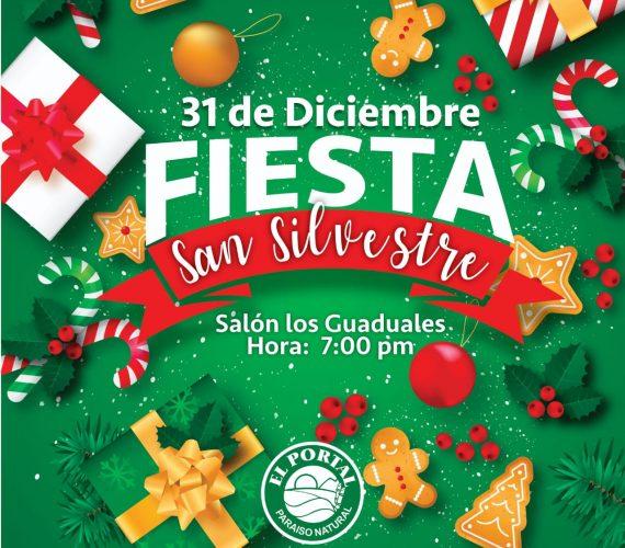 Fiesta de San Silvestre – 31 de Diciembre